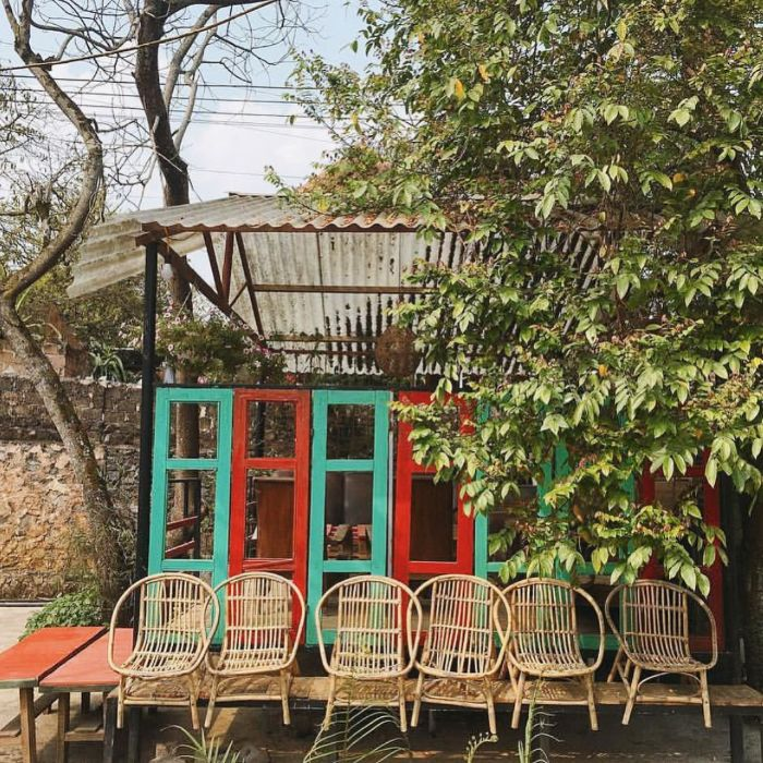 Bơ House - Homestay view đẹp tại Mộc Châu