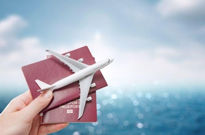 Đặt vé máy bay để đi du lịch