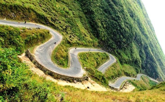 Đi bằng xe máy lên Hà Giang