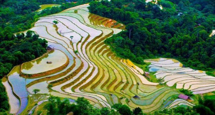 Hà Nội đi Hoàng Su Phì bao nhiêu km?