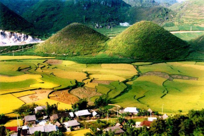 Các huyện của tỉnh Hà Giang - Huyện Bắc Mê