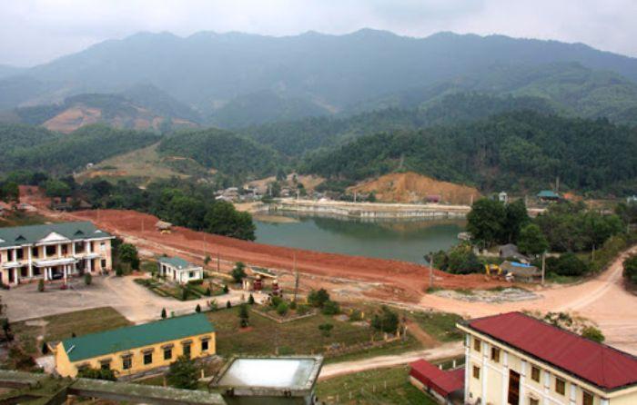 các huyện của tỉnh Hà Giang - Huyện Quang Bình