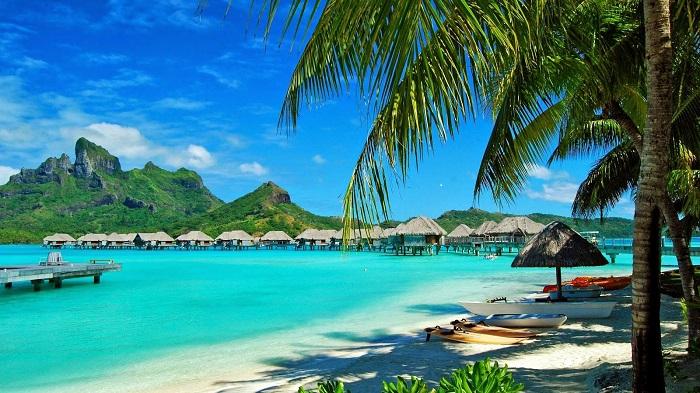 Phú Quốc nổi tiếng là địa điểm du lịch xinh đẹp