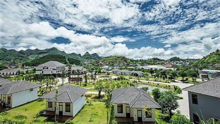 Resort Thảo Nguyên cực sang chảnh tại Mộc Châu