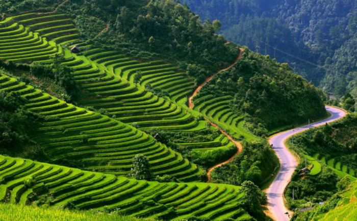 Từ Sapa đi Hà Giang bao nhiêu km?