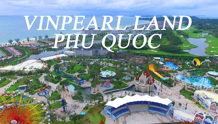 Vinpearl Phú Quốc được xây dựng tại khu vực hoang sơ và có rất ít dân cư sinh sống