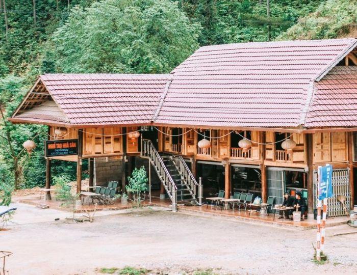 Bụi Homestay ở Đồng Văn