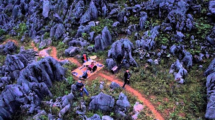 Hình ảnh đẹp của Cao nguyên đá Đồng Văn