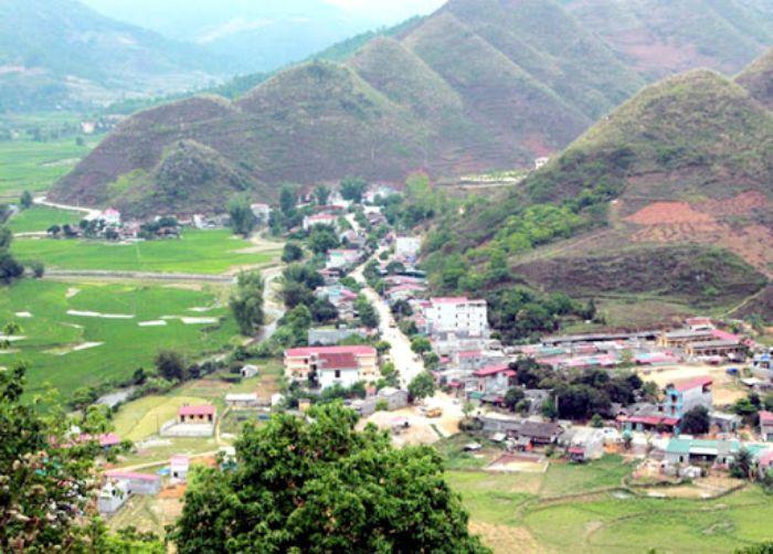 Huyện Yên Minh - Một trong các huyện của tỉnh Hà Giang