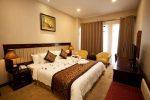 Phòng nghỉ của khách sạn Cao Nguyên Hà Giang
