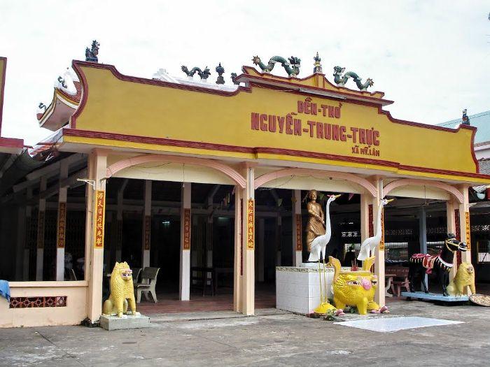 Đền thờ Nguyễn Trung Trực