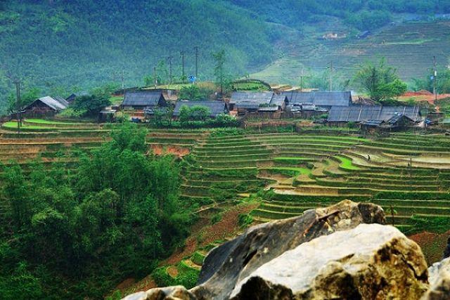Bản Tả Van – Lao Chải - Địa điểm du lịch Sapa tháng 8 cuốn chân du khách