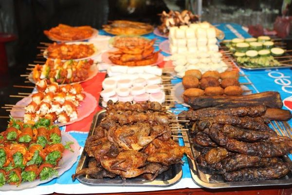 Những địa điểm ăn uống tại Sapa