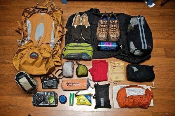 Những đồ dùng cần chuẩn bị để đi du lịch Sapa