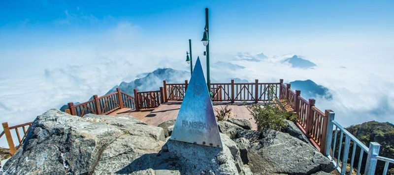 Không thể bỏ lỡ đỉnh Fansipan khi du lịch Sapa