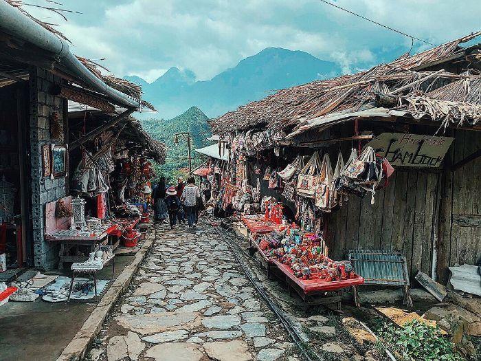 Bản Cát Cát - ngôi làng cổ đẹp nhất tại Sapa