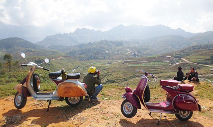 Đi du lịch SaPa tháng 4 bằng phương tiện gì?