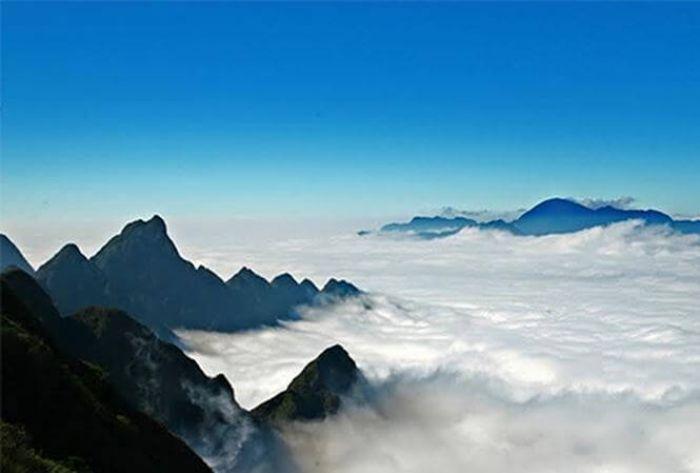 Đi săn mây vào mùa hè ở Sapa