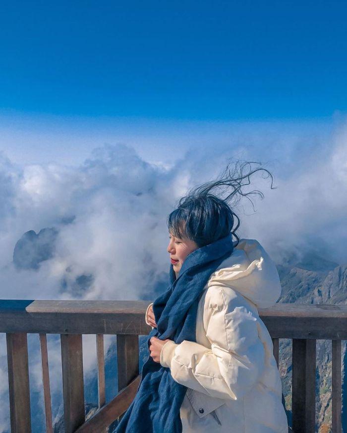 Du lịch Sapa tháng 3 ngắm làn sương đọng lại