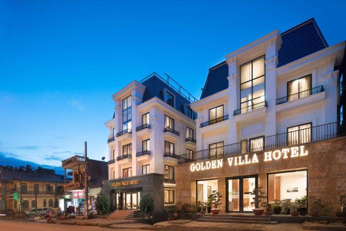 Golden Villa Hotel điểm nghỉ chân vô cùng sang trọng tại Sapa