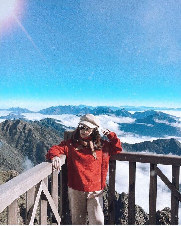 Ngắm nhìn đợt tuyết cuối đông ở Sapa