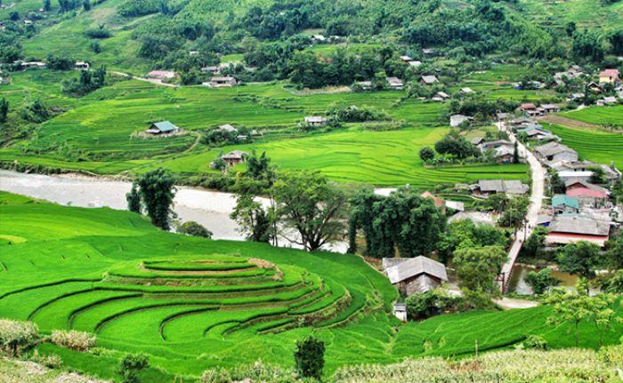 Suối Mường Hoa- Địa điểm du lịch sapa nổi tiếng