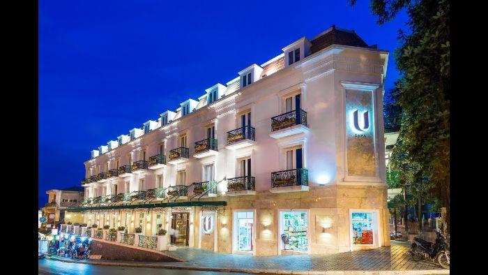 U Sapa Hotel cực kỳ sang chảnh tại Sapa