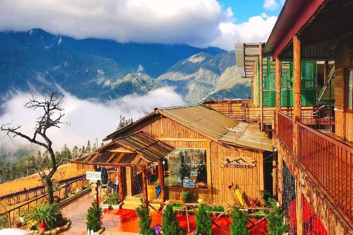 VietTrekking Sapa Homestay với view siêu đẹp chưa bao giờ làm du khách thất vọng