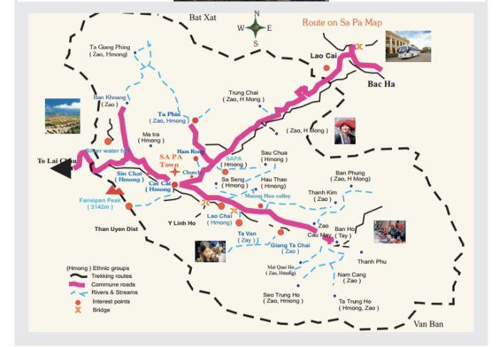 Lựa chọn bản đồ phù hợp cho chuyến đi