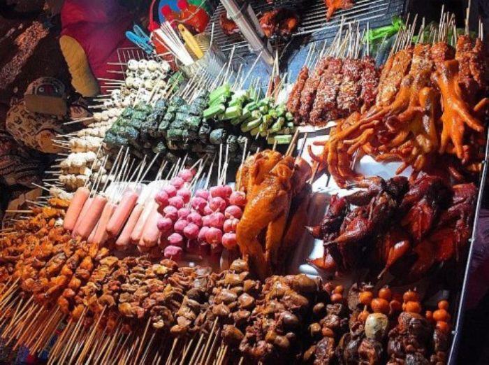 Chợ Đồ Nướng