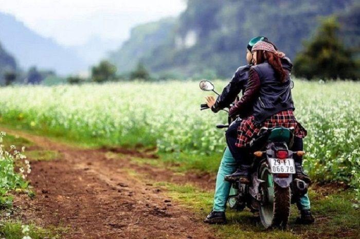 Thuê xe máy để trải nghiệm cùng SaPa