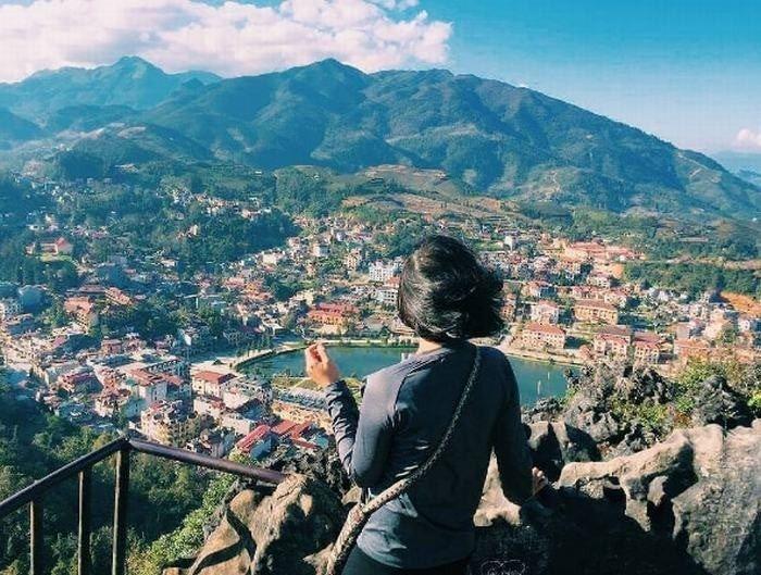 Đừng quên thăm quan Cầu mây khi tìm kiếm địa điểm du lịch sapa