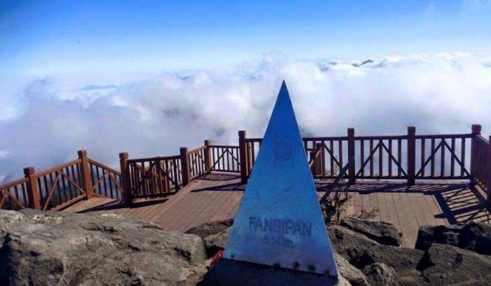 Đừng bỏ lỡ đỉnh Fansipan khi ghé thăm Sapa
