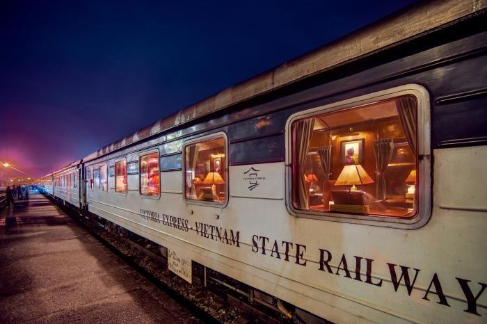 Du lịch Sapa bằng tàu hỏa rất nhiều điều thú vị