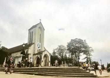 Sapa là một điểm du lịch rất thu hút khách du lịch