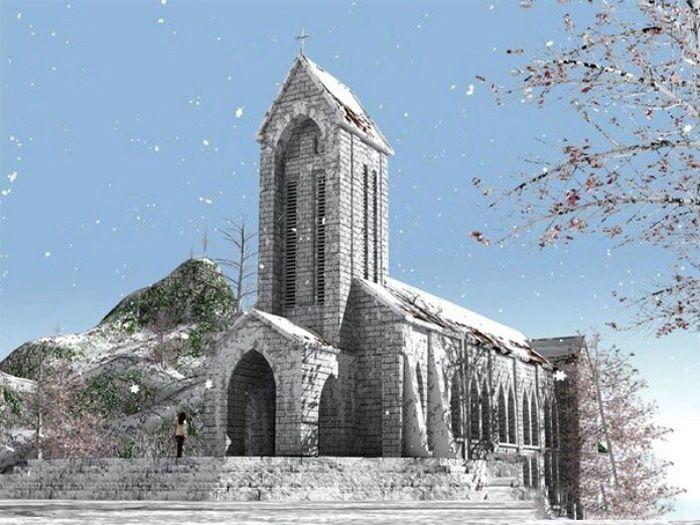 Du lịch Sapa tháng 1 có thể ngắm tuyết rơi