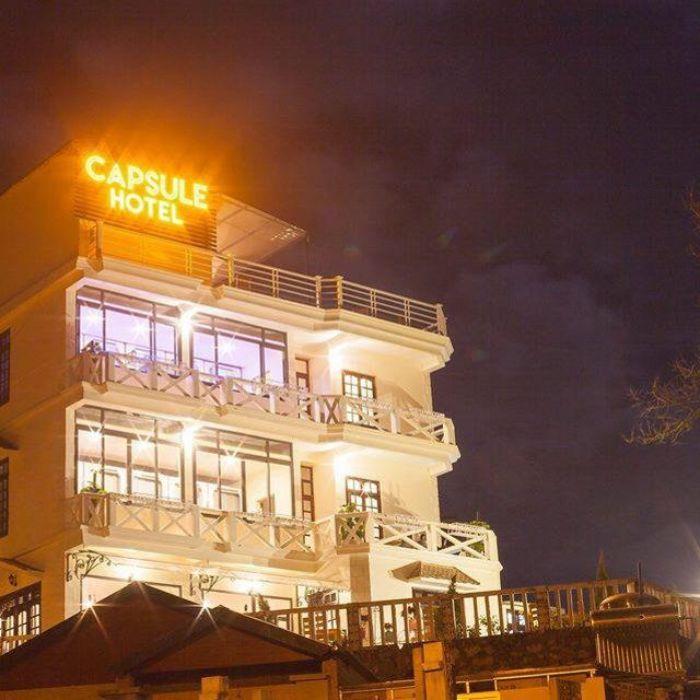 Sapa Capsule Hotel địa điểm nghỉ ngơi thoải mái
