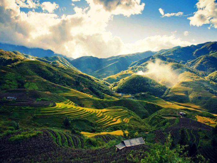 Du lịch SaPa tháng 5 với thiên nhiên hùng vĩ