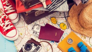 Chuẩn bị hành lý cá nhân du lịch sapa tháng 5