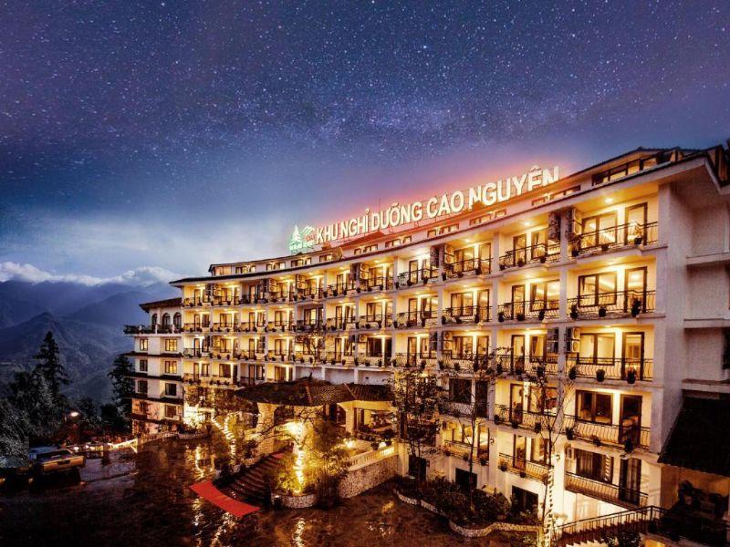 Các khách sạn nghỉ dưỡng tại Sapa