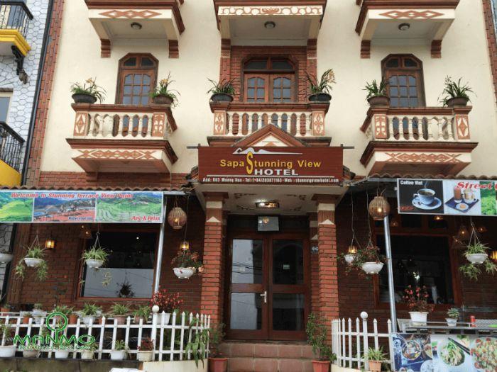 Sapa Stunning View Hotel địa điểm du lịch SaPa tháng 12
