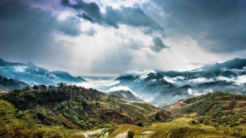 Cảnh đẹp hùng vĩ của đất trời Sapa