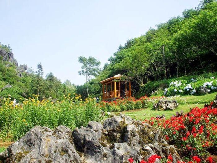 Núi Hàm Rồng - Điểm Du lịch Sapa lý tưởng