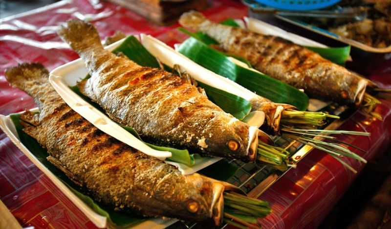 Món cá Pa Pỉnh Tộp nhất định phải ăn khi du lịch sapa tự túc