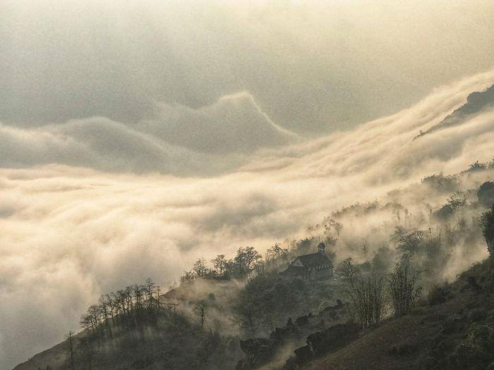 Du lịch Sapa tháng 10 để săn mây