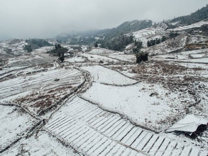 Thời tiết Sapa tháng 12