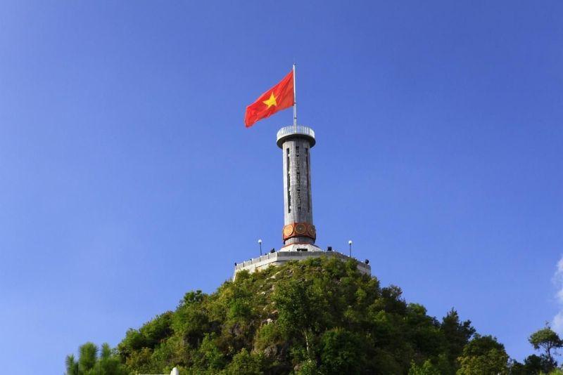 Địa danh cột cờ Lũng Cú