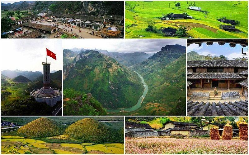 Những địa điểm du lịch Hà Giang không thể bỏ lỡ