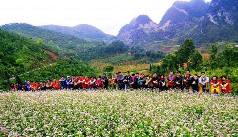 Khám phá Hà Giang cùng bạn bè