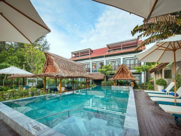 Aria Boutique Spa Resort